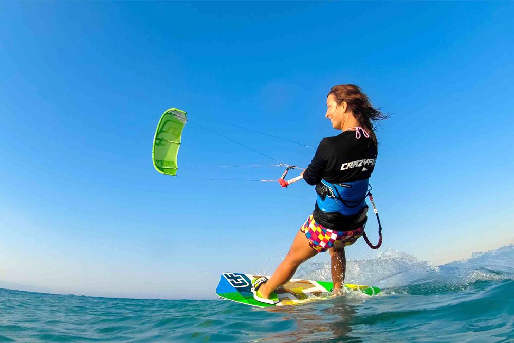Surfing In GOA